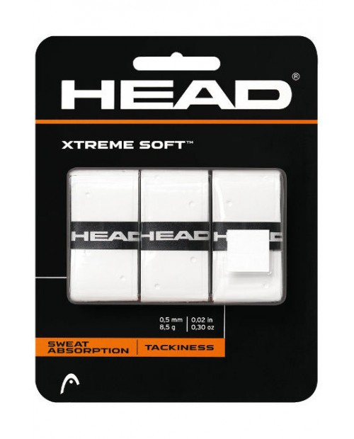 HEAD XTREME SOFT X3 OVERGRIP