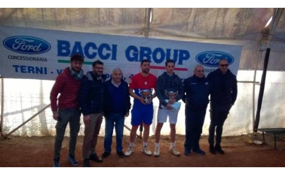 1° Torneo Open - Ford by Bacci Group