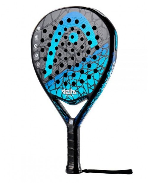 HEAD GRAPHENE TOUCH DELTA MOTION BLUE