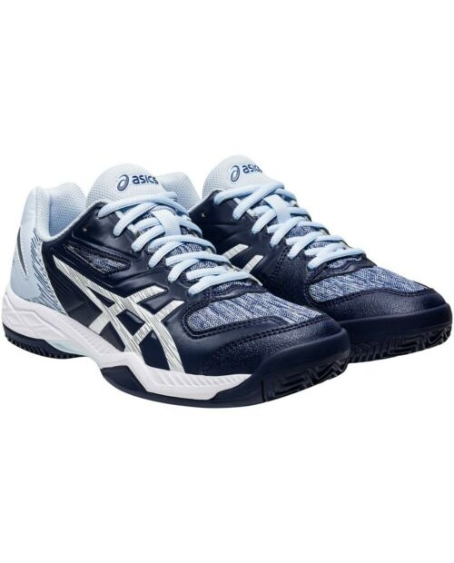 ASICS GEL-PADEL EXCLUSIVE 5 SG DONNA - PEACOT-WHITE
