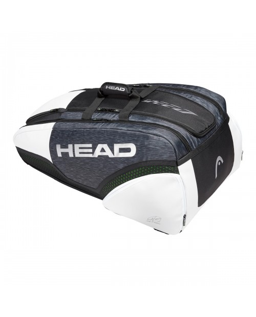 HEAD DJOKOVIC SPEED X 12 MONSTERCOMBI BAG